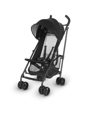 G-Lite 2019 Stroller - Jake - Black/Carbon