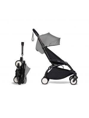 Yoyo2  6+ Stroller Complete with Black Base