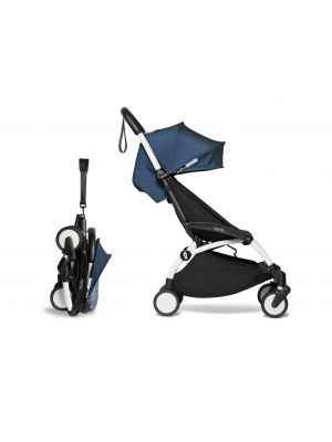 Yoyo2 6+ Stroller Complete with White Base