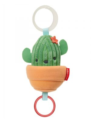 Jitter Cactus Pull Ring Toy