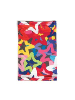 Neck Gaiter Graffiti Stars