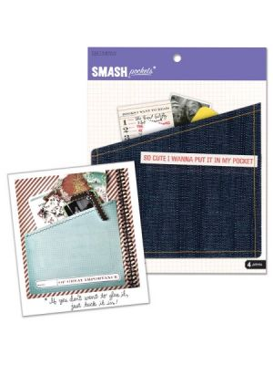SMASH Folder Pockets