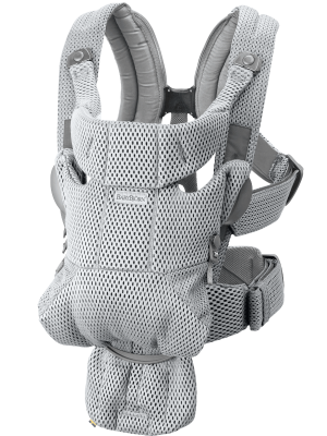 Carrier Free 3D Mesh - Gray