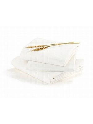 Alma Max Organic Sheet Set White