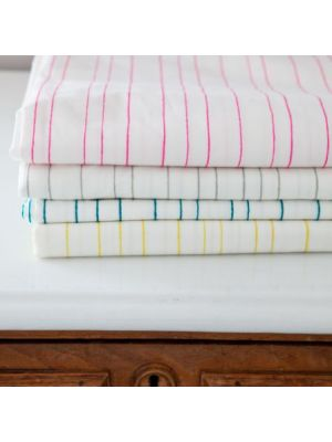 Paint Stripes Fitted Twin Sheet
