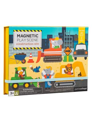 Magnetic Play Construction