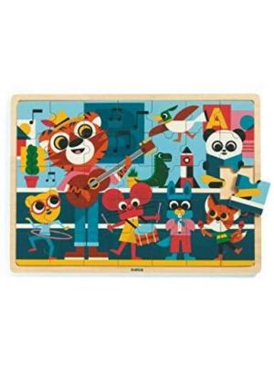 Wooden Puzzle Puzzlo Music