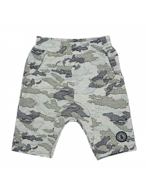 Good Vibes Army Shorts