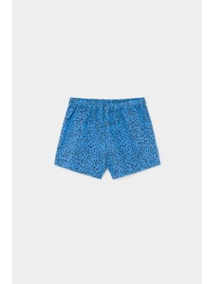 Leopard Baby Print Shorts