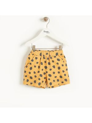 Miami Leopard Short