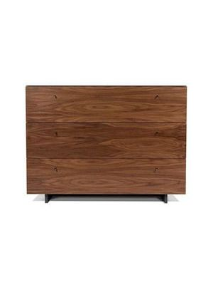 """Floor Sample - Roh Dresser 45"""" Wide in White/Walnut - early edition"""