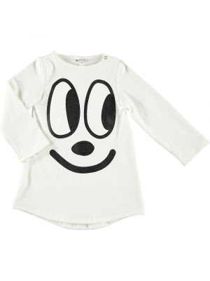 Smiley Face Baby Dress