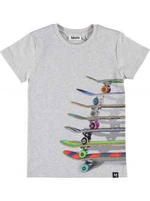 Stacked Skateboards Tee