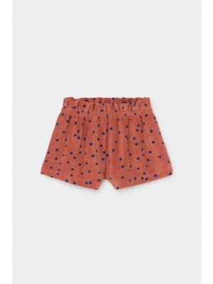 Terry Dots Shorts