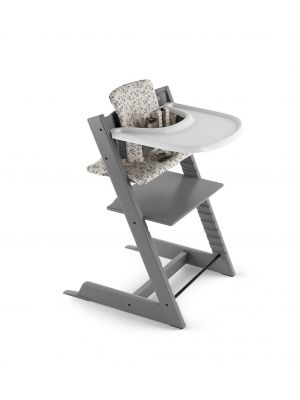 Tripp Trapp Chair Complete - Storm Grey