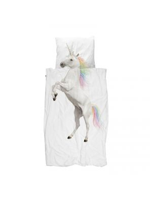 Unicorn Duvet Cover Set - Twin