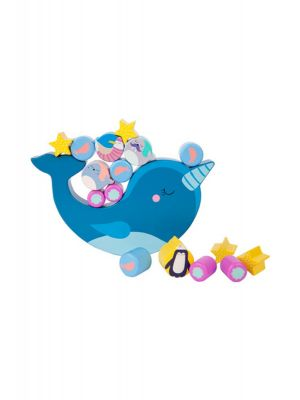 Whale Balance Stacking Game