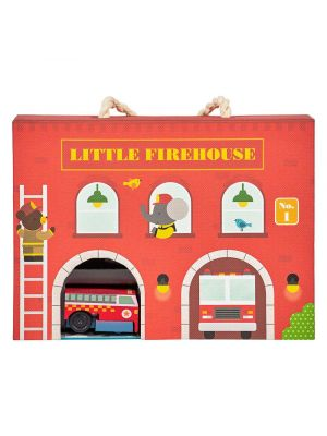 Wind Up and Go Firehouse