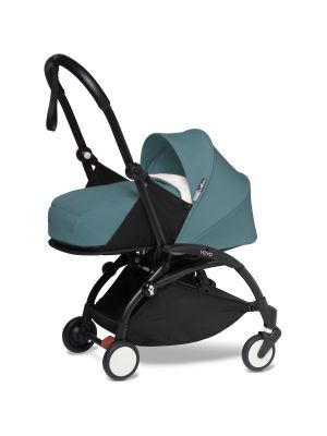 YOYO² 0+ Stroller Complete with Black Base