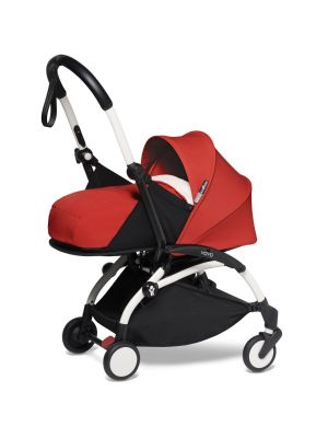 YOYO² 0+ Stroller Complete with White Base