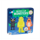 mix and match monsters by petit collage