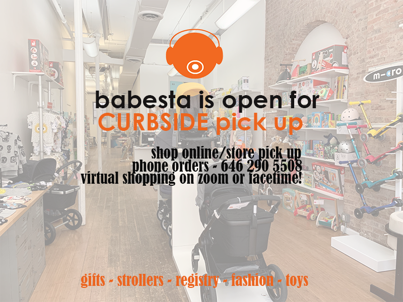 babesta open for curbside pick up