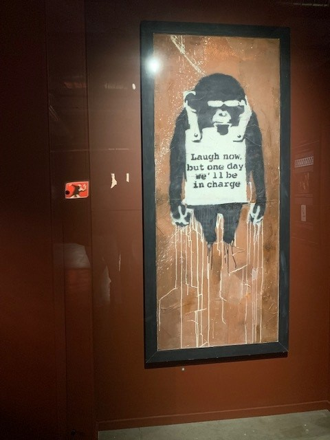 banksy immersive experience image