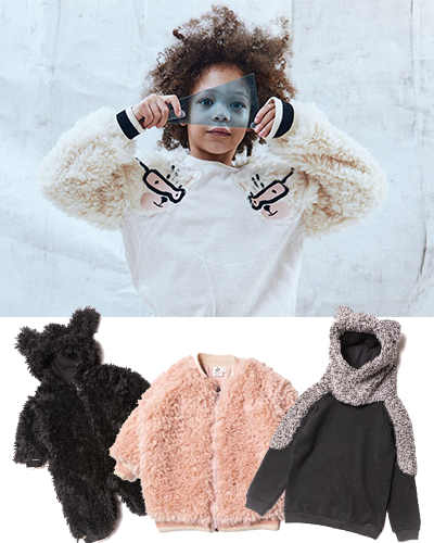 Furry fashions by noe and zoe