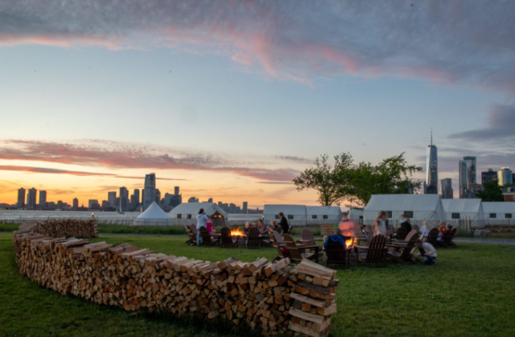 Glamping with Collective Retreats